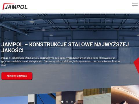 Budownictwo Przemysłowe Bydgoszcz - JAMPOL