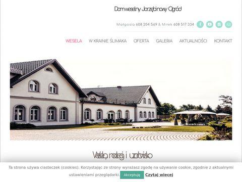 Noclegi Braniewo - Jarzębinowy Ogród