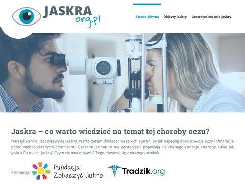 Polsko - Nie Å›lepnij! Zbadaj Oczy - Jaskra