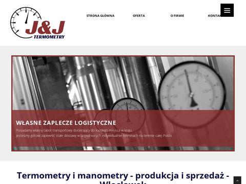 Termometry, manometry - Włocławek