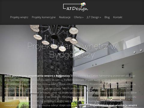 Architekt i projektant wnętrz z Bydgoszczy - JLT Design