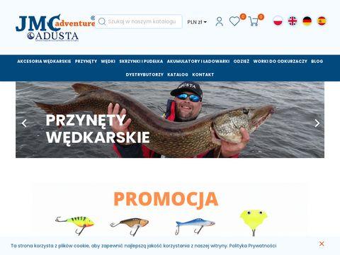 Plecionki wÄ™dkarskie JMC - jmcadventure.com
