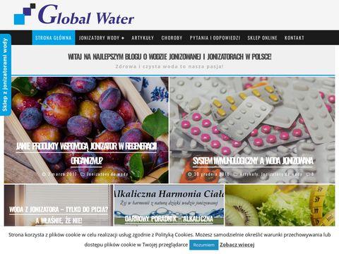 GLOBAL WATER Cukrzyca ciążowa