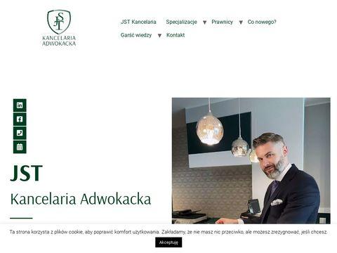 Kancelaria Adwokacka Warszawa - prawo pracy, rodzinne, karne