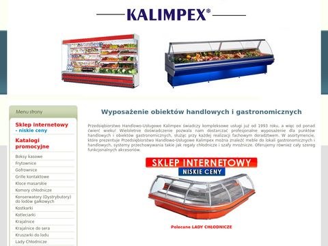 Kalimpex Urz膮dzenia C艂odnicze Klimatyzacja