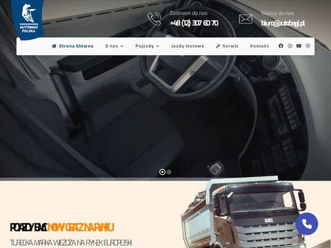 Kamaz Trucks Polska naczepy