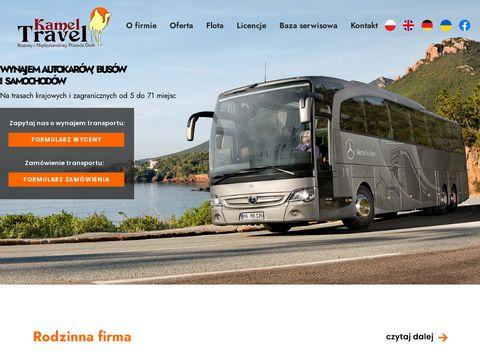 Wynajem autokaru Lublin