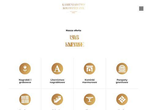 Kamieniatstwo-kolodziejczyk.pl