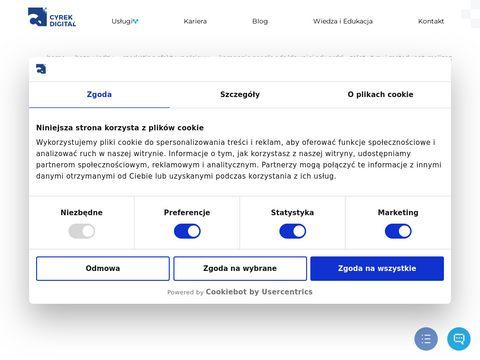 Kampanie link贸w Adwords