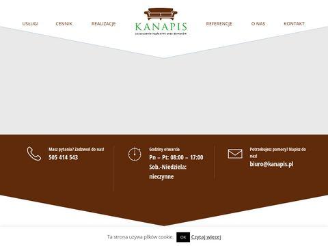 Czyszczenie tapicerki Mysłowice