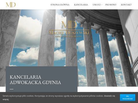 Kancelaria Adwokacka Gdynia - MD