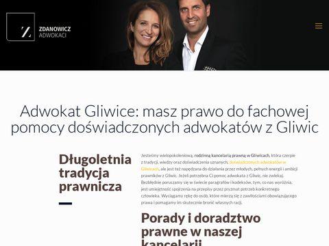 KANCELARIE ADWOKACKIE porady prawne Gliwice