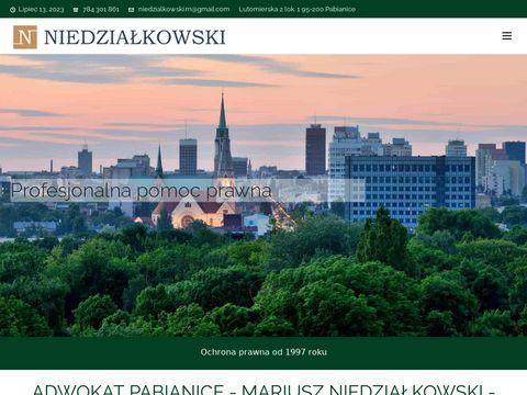 Kancelaria Adwokacka Mariusz Niedziałkowski