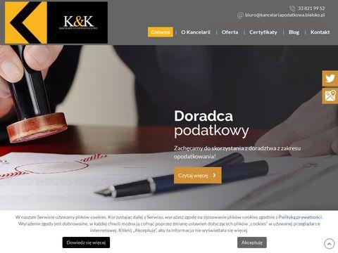 K&K kancelaria podatkowa Bielsko-Biała