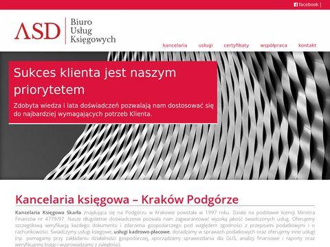 Biuro rachunkowe Kraków - Kancelaria Skarła