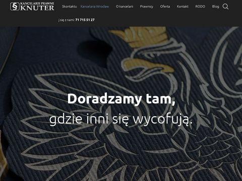 Kancelarie Knuter - Wrocław