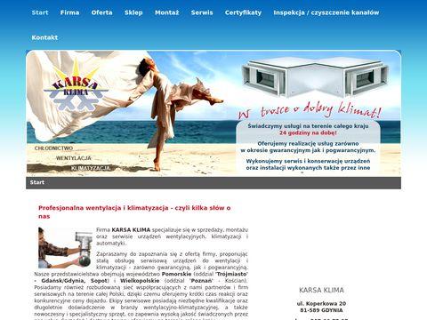 Klimatyzacja Gdynia