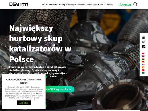 Skup Katalizator贸w - katalizatorychrzanow.pl