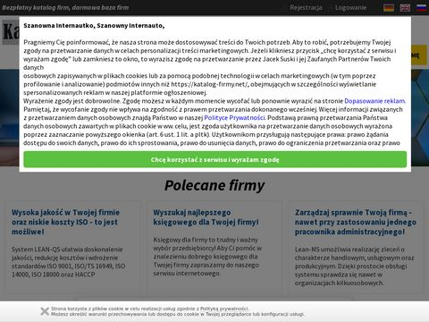 Firmy katalog