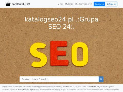 Katalogseo24.pl - Katalog stron www