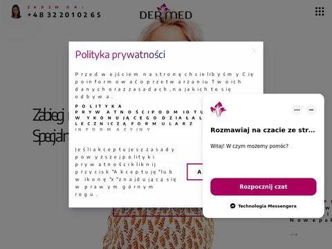 Dermatologia i medycyna estetyczna w katowickim Dermed - katowice.dermed.pl