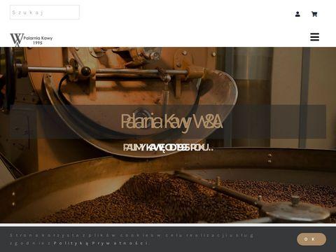 Kawa świeżo palona sklep online - kawosz.com.pl