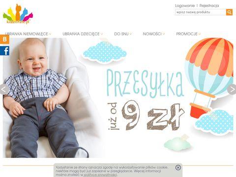 Po艣ciel do 艂贸偶eczka - Kiddostate.pl