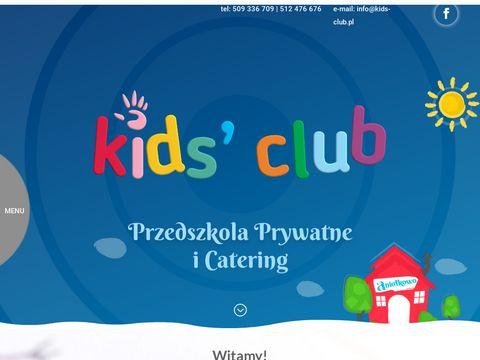KIDS-CLUB zaj臋cia dla dzieci 艂贸d藕