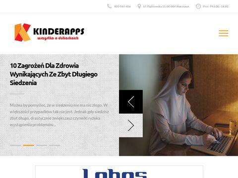 Aplikacje edukacyjne dla dzieci iPad, Android - Kinderapps.pl