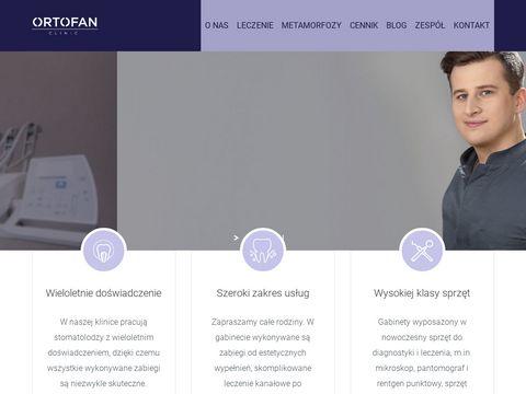 Ortofan Clinic - Ortodoncja Warszawa
