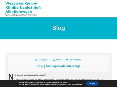 Klinika uzależnień - klinikauzalezniennaleczow.pl