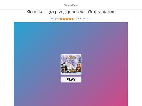 Klondike - farmerska gra przegladarkowa
