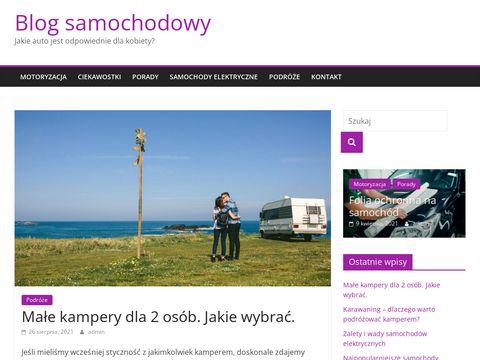 Blog samochodowy