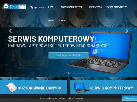 Serwis komputerowy - Poznań i okolice