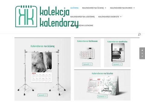 Kolekcjakalendarzy.pl