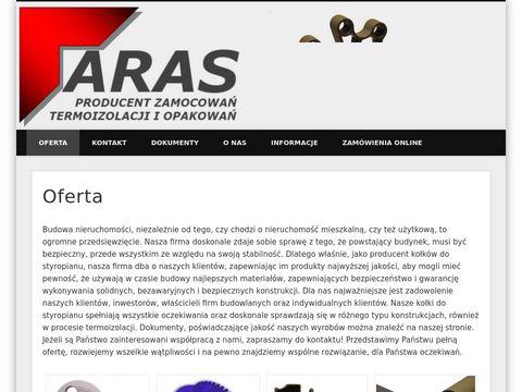 Producent kołków do styropianu - Aras