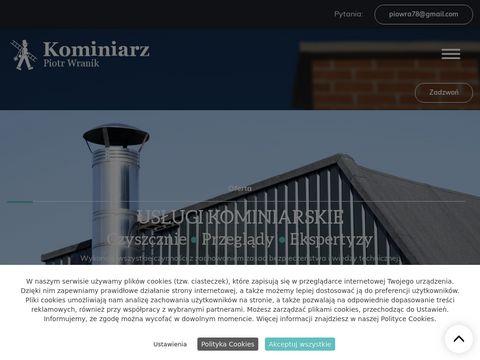 Www.kominiarzraciborz.pl Zak艂ad kominiarski