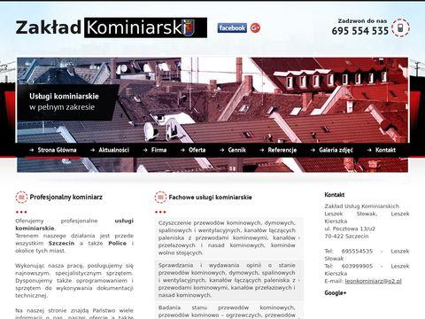 Kominiarz Szczecin