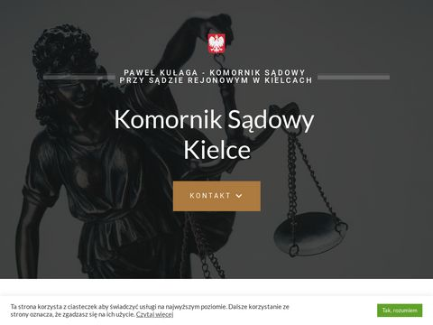 Komornik Kielce