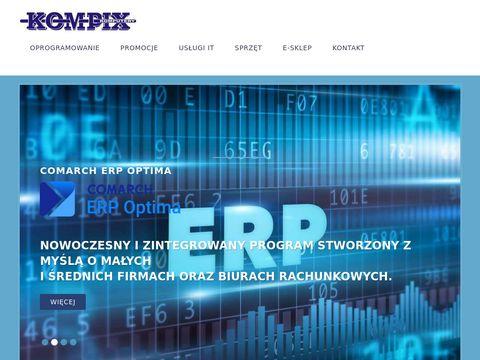 Kompix - Comarch ERP Optima Koszalin