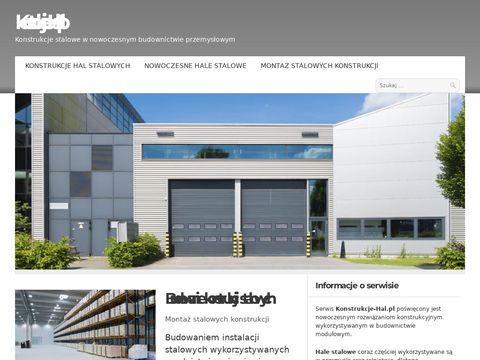 Konstrukcje-Hal.pl