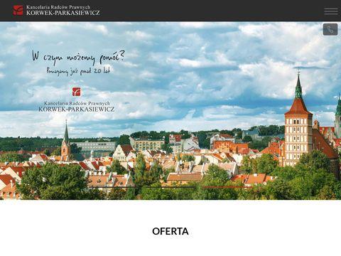 Kancelaria Olsztyn - kpolsztyn.pl