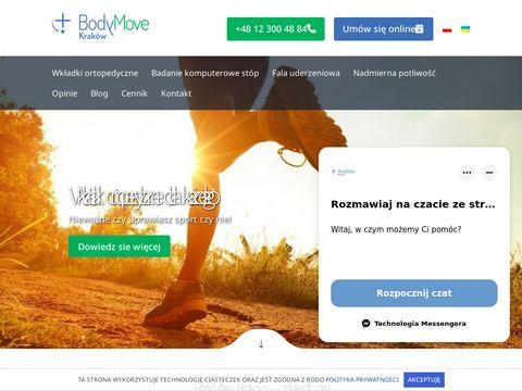 BodyMove Kraków - terapia manualna