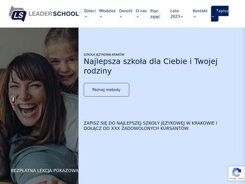 Niemiecki - Krak贸w Leader School