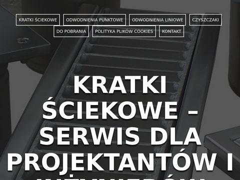 Kratki Å›ciekowe - portal budowlany