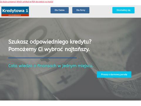Kredytowa1.pl