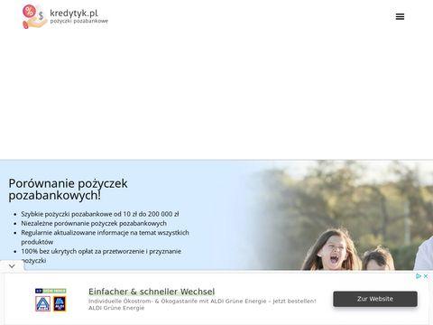 Pożyczka na dowód kredyty chwilówki bez zaświadczeń Online