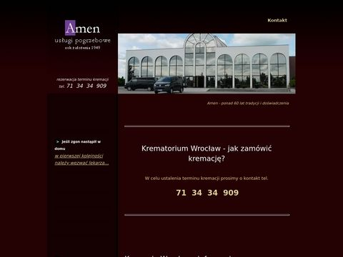 Kremacja Wrocław