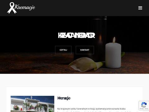 Kremacje - Informator o kremacjach - Kremacja zwłok