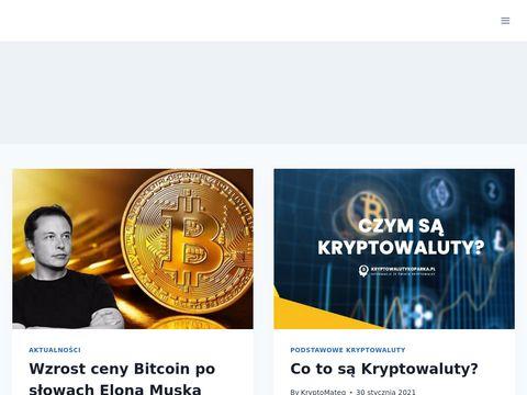 Bitcoin news - informacje ze Å›wiata kryptowalut